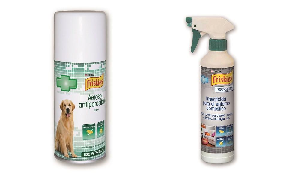 purina insecticidas