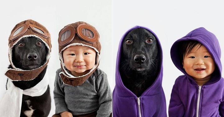 Zoey y Jasper