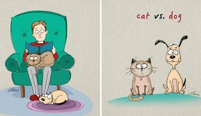 diferencias perros gatos1