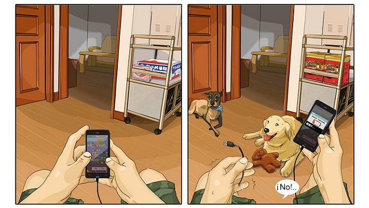Maimai perro1