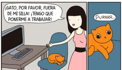 Comic gato2