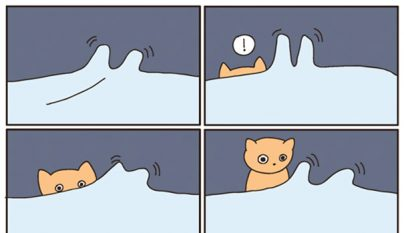 Comic gato4