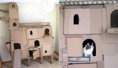 C mo hacer una casa para perros - Casa conejo ...