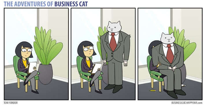 The-Adventures-of-Business-Cat-foto1